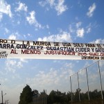 """La bandera que apareció frente al """"Andrés Guacurarí"""""""