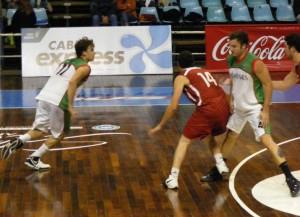 Misiones venció a Mendoza en el debut (Foto Sport Media)