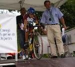 Yanila Ayala se destaca en el ciclismo español