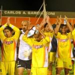 Crucero ganó en Rafaela y espera a Unión (Foto sitio club Crucero)