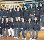 El seleccionado Sub-16 femenino de Misiones (Foto El Territorio)