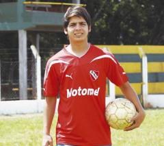 Martín Benítez Independiente en La Picada