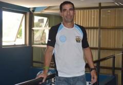 Máximo Rolón tendrá una importante reunión en Corrientes (Foto Primera Edición)