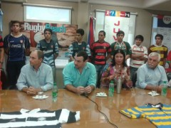 conferencia rugby beach