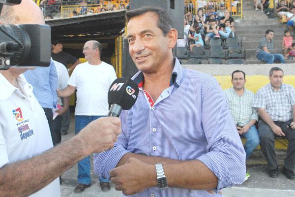 Tras el escándalo, habló Gustavo Ceresa