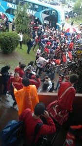 despedida Guaraní a San Luis2