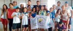 Palas rendidoras. El equipo de la Escuela Municipal cosechó sus primeros podios en el Regional de Goya (Foto El Territorio)