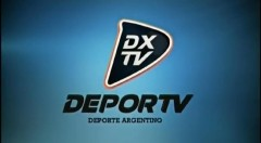 logo DeporTV