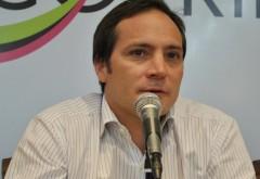 Carlos Espínola, el actual Secretario de Deportes de la Nación