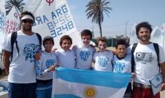 Argentina campeòn sudamericano Perú
