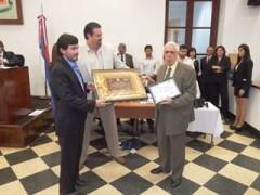 García Coni ciudadano ilustre