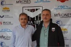 El presidente de Ex Alumnos confía en tener el apoyo del Vicegobernador Hugo Passalacqua
