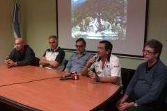 presentación Rally Argentino en Misiones