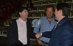 César Decamilli volvió a Guaraní