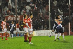 Por fin ligó. Guaraní se abrazó a una victoria clave ante Instituto (Foto Martín Báez)