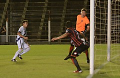 Guaraní empató 1 a 1 con Patronato en un partido con un final electrizante y cayó a zona de descenso tras la victoria de Central Córdoba de Santiago del Estero