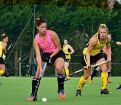 Lucina Von der Heyde en la selección juvenil