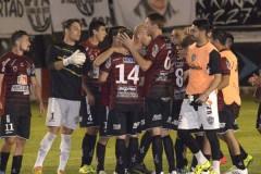 festejo Central Córdoba vs Boca Unidos