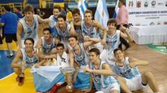 U-14 Argentina campeón Encarnación