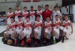 U-15 Tokio finalista Argentino de Clubes